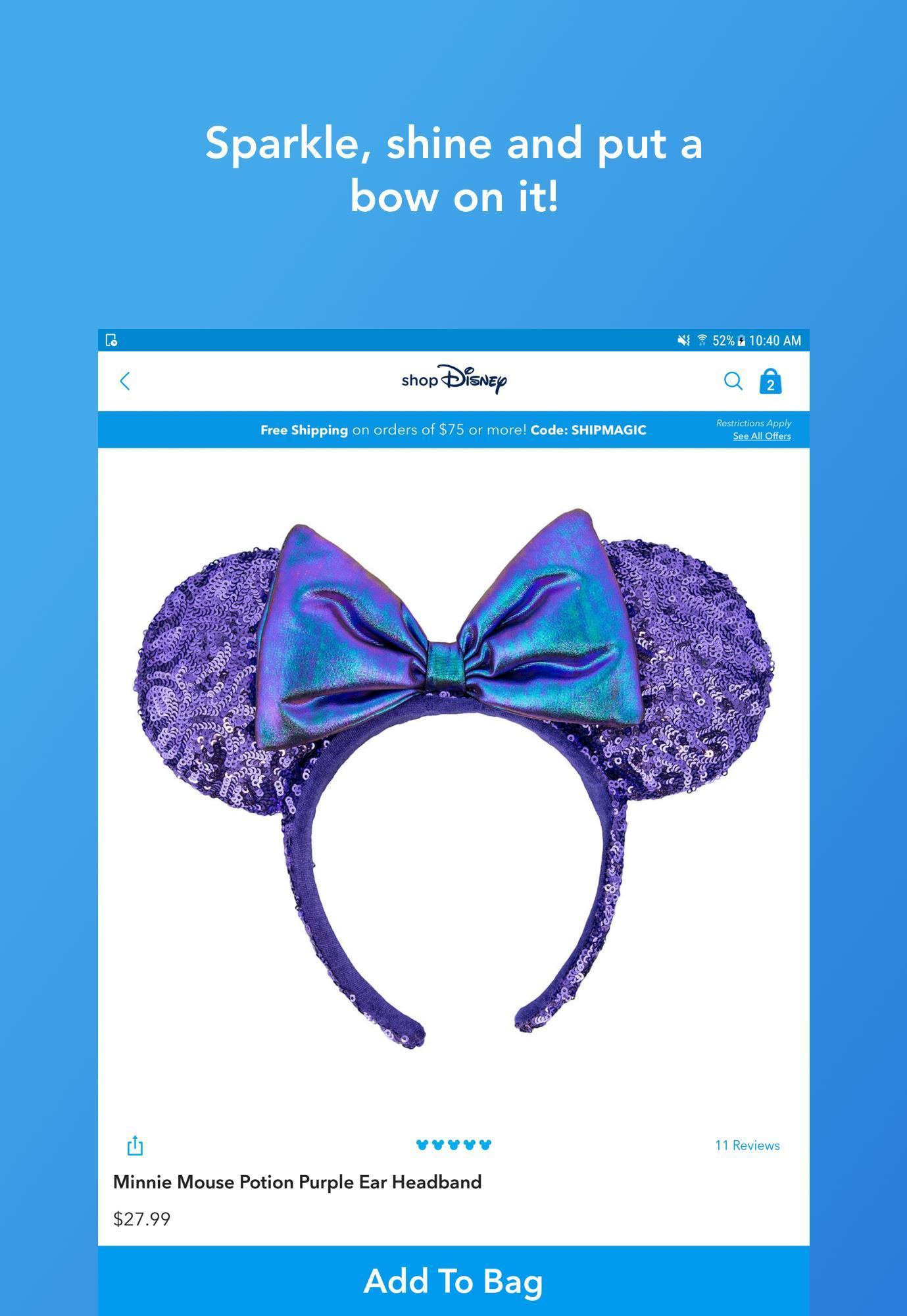 Shop Disney 3.1.1 Screenshot 9