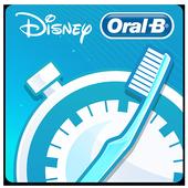 Disney Magic Timer by Oral-B app icon