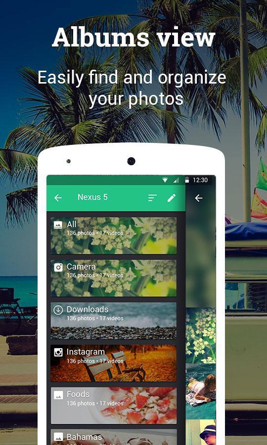 Piktures Photo Gallery, Editor & Video player 2.5 Screenshot 7