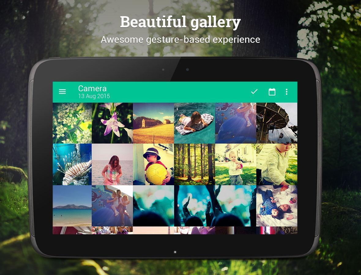 Piktures Photo Gallery, Editor & Video player 2.5 Screenshot 9