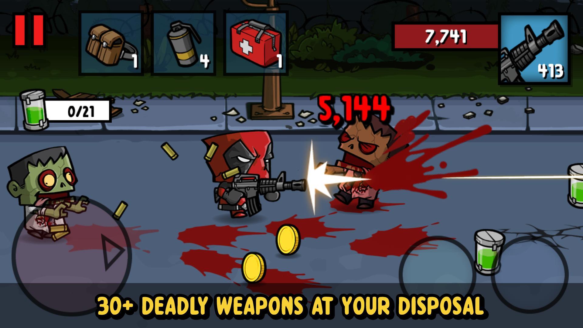 Zombie Age 3 Shooting Walking Zombie: Dead City 1.4.4 Screenshot 11