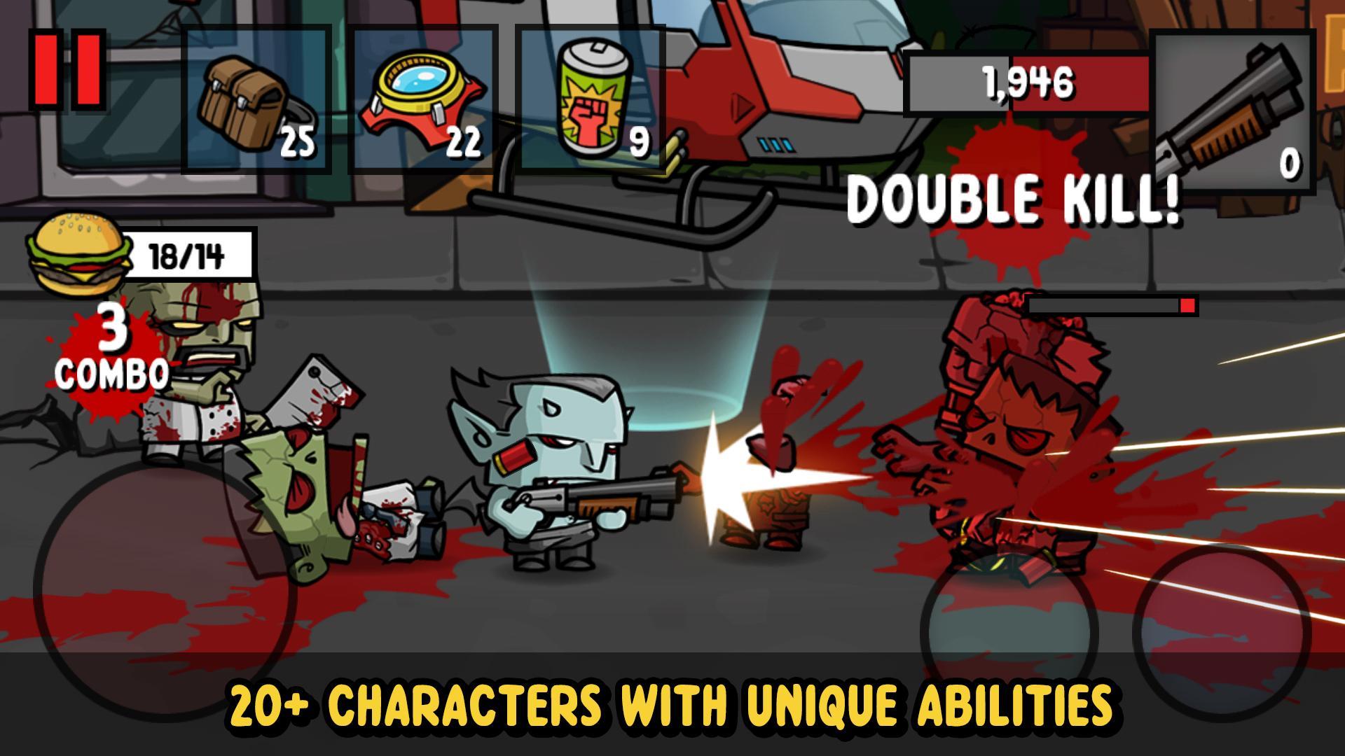 Zombie Age 3 Shooting Walking Zombie: Dead City 1.4.4 Screenshot 12
