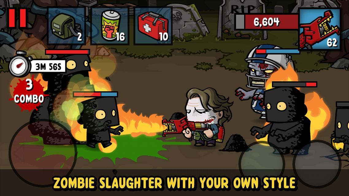 Zombie Age 3 Shooting Walking Zombie: Dead City 1.4.4 Screenshot 2