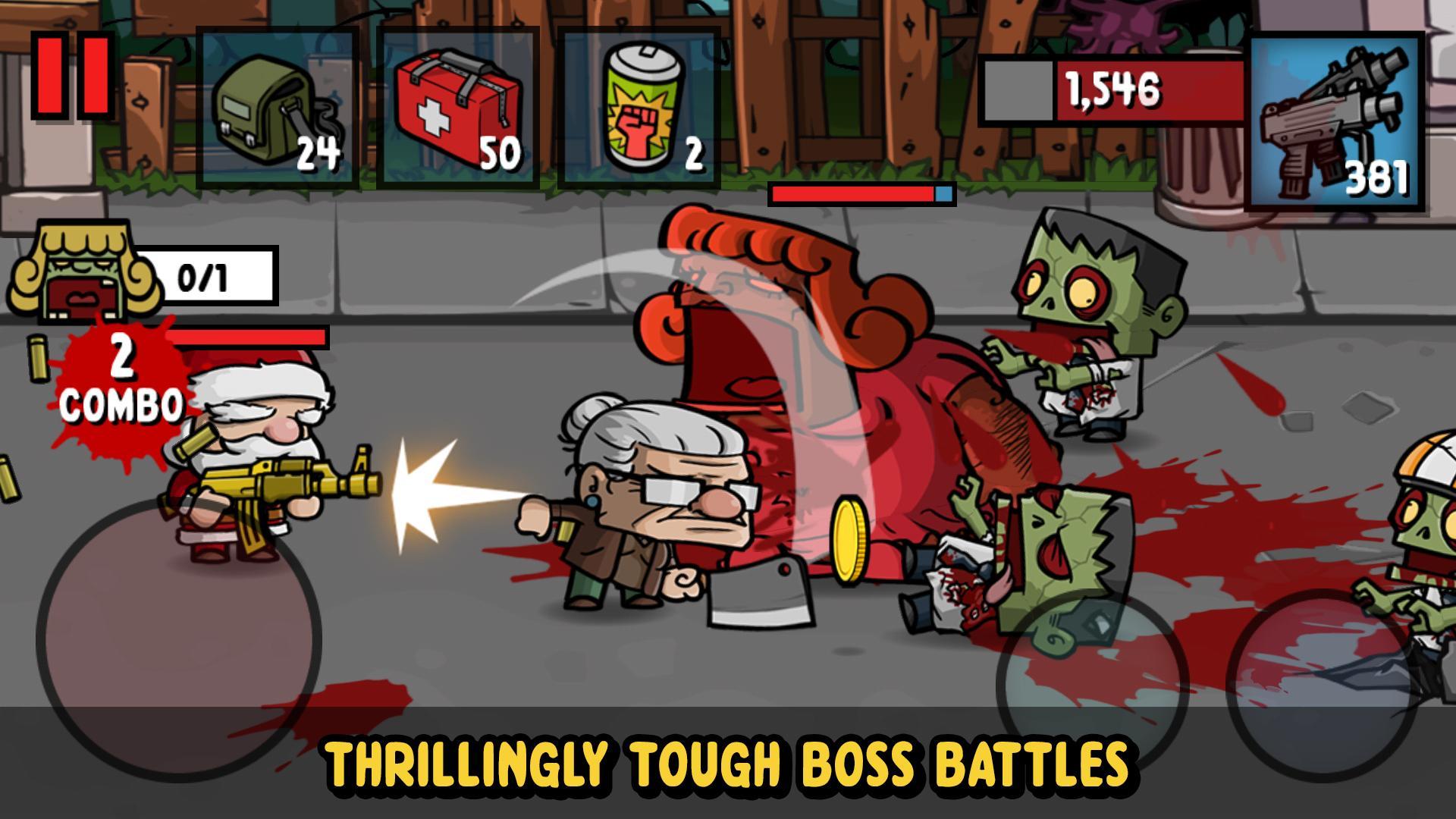 Zombie Age 3 Shooting Walking Zombie: Dead City 1.4.4 Screenshot 20