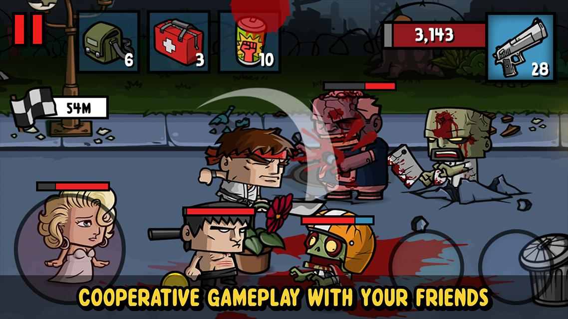 Zombie Age 3 Shooting Walking Zombie: Dead City 1.4.4 Screenshot 3