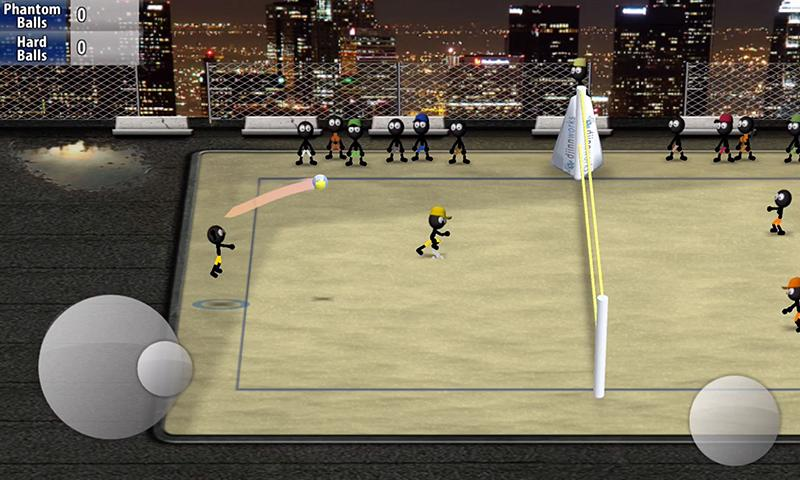 Stickman Volleyball 1.0.2 Screenshot 4