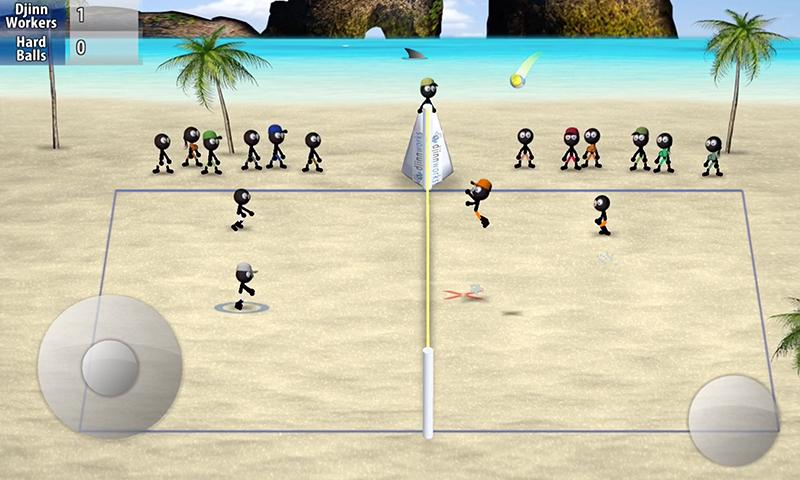 Stickman Volleyball 1.0.2 Screenshot 5
