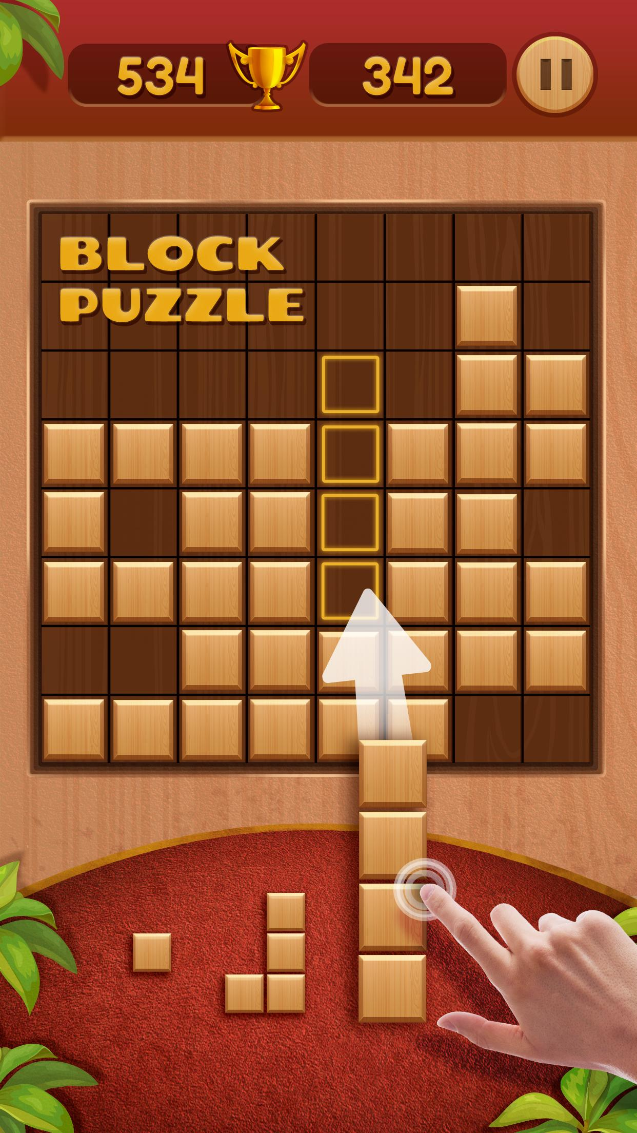 Block Puzzle Wood 3.7 Screenshot 4