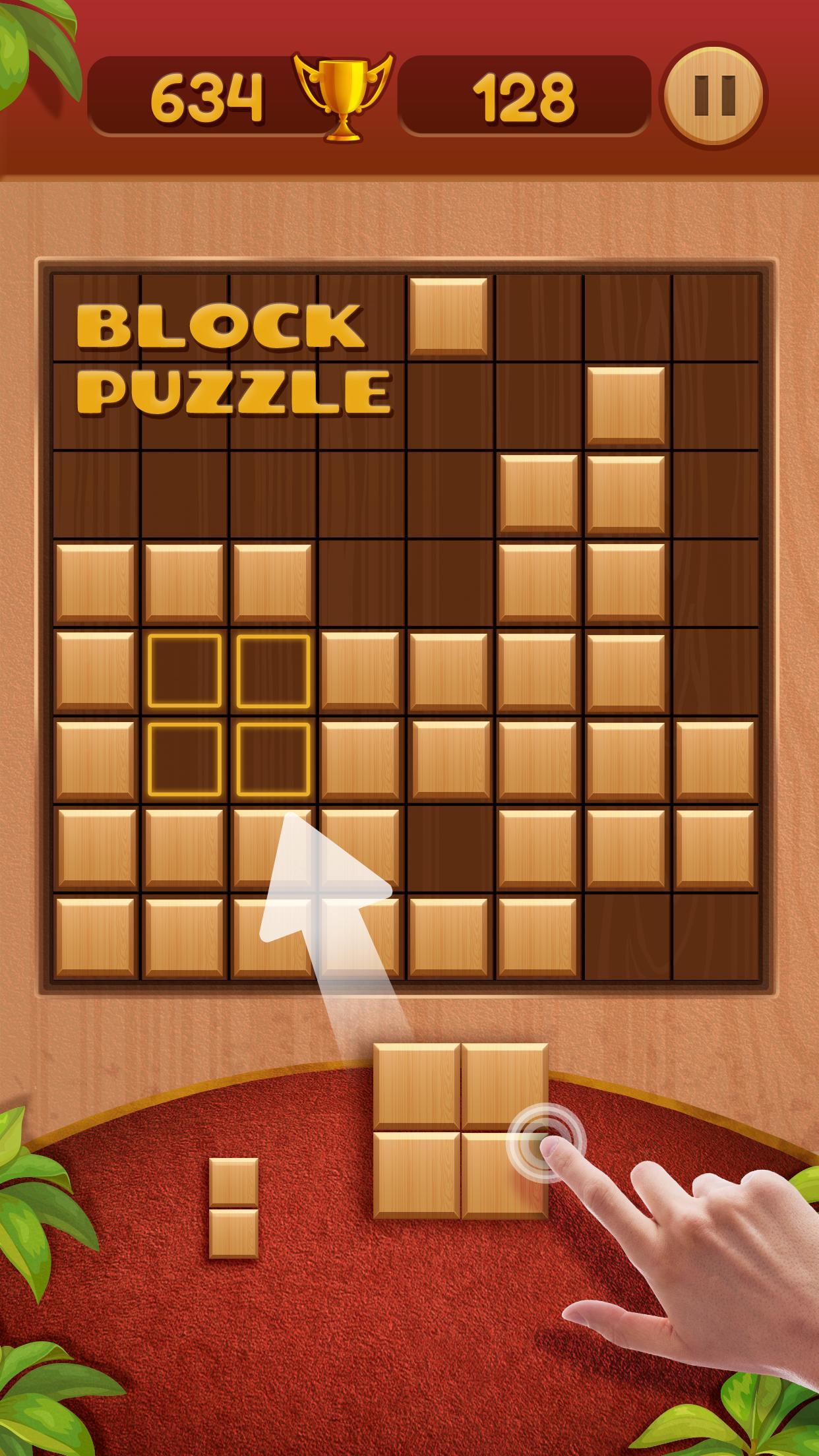 Block Puzzle Wood 3.7 Screenshot 5