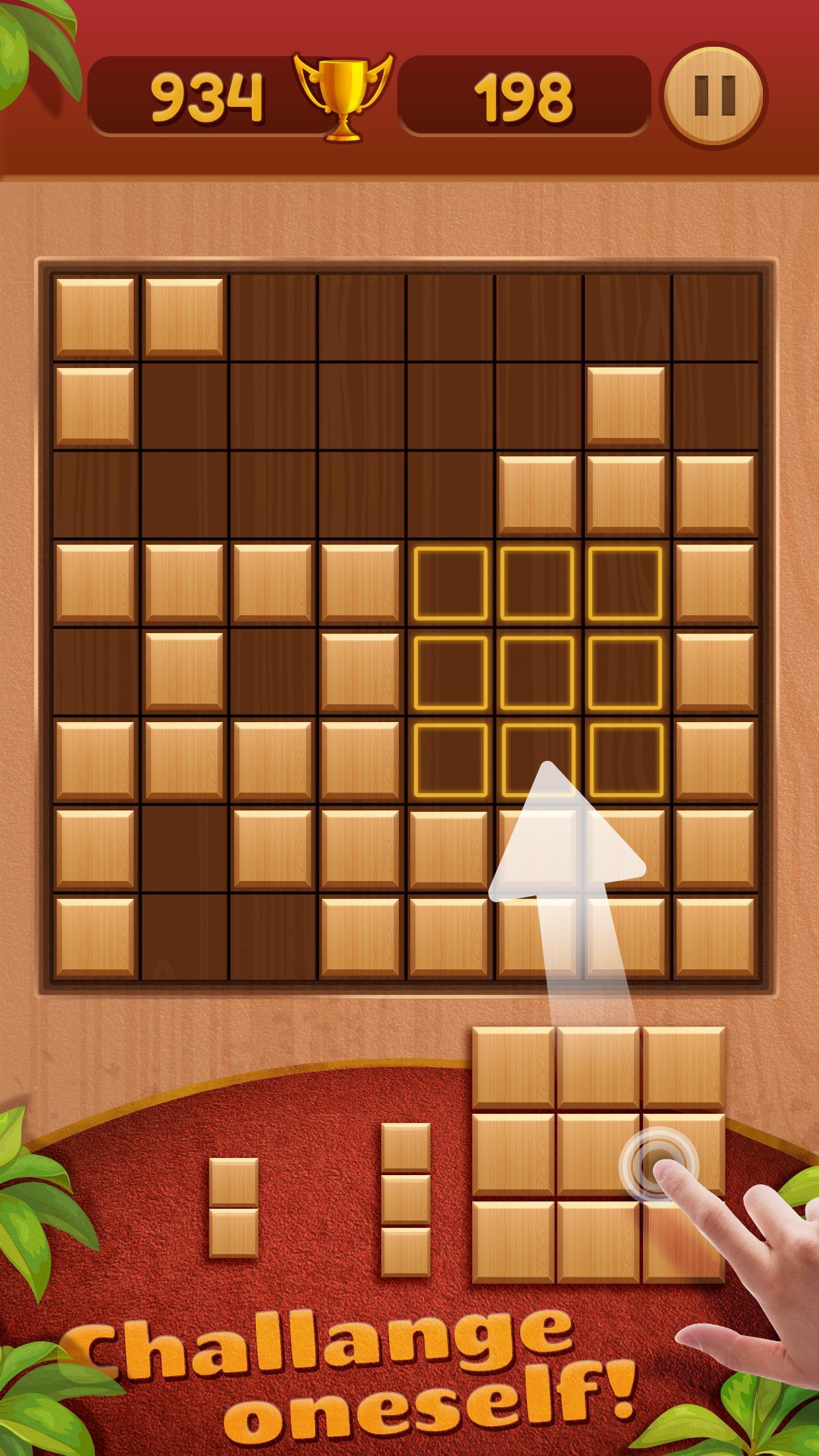 Block Puzzle Wood 3.7 Screenshot 7