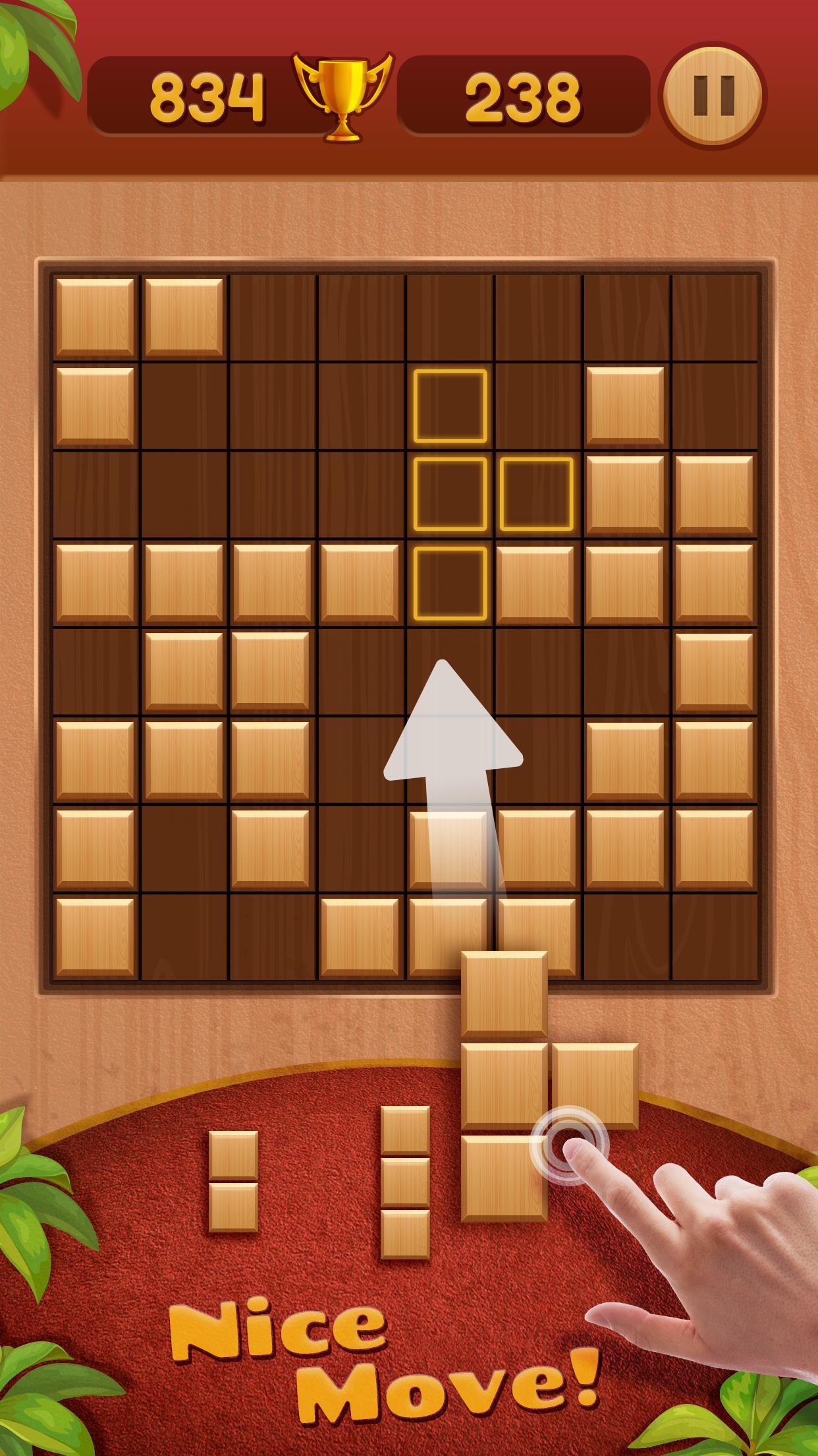 Block Puzzle Wood 3.7 Screenshot 8