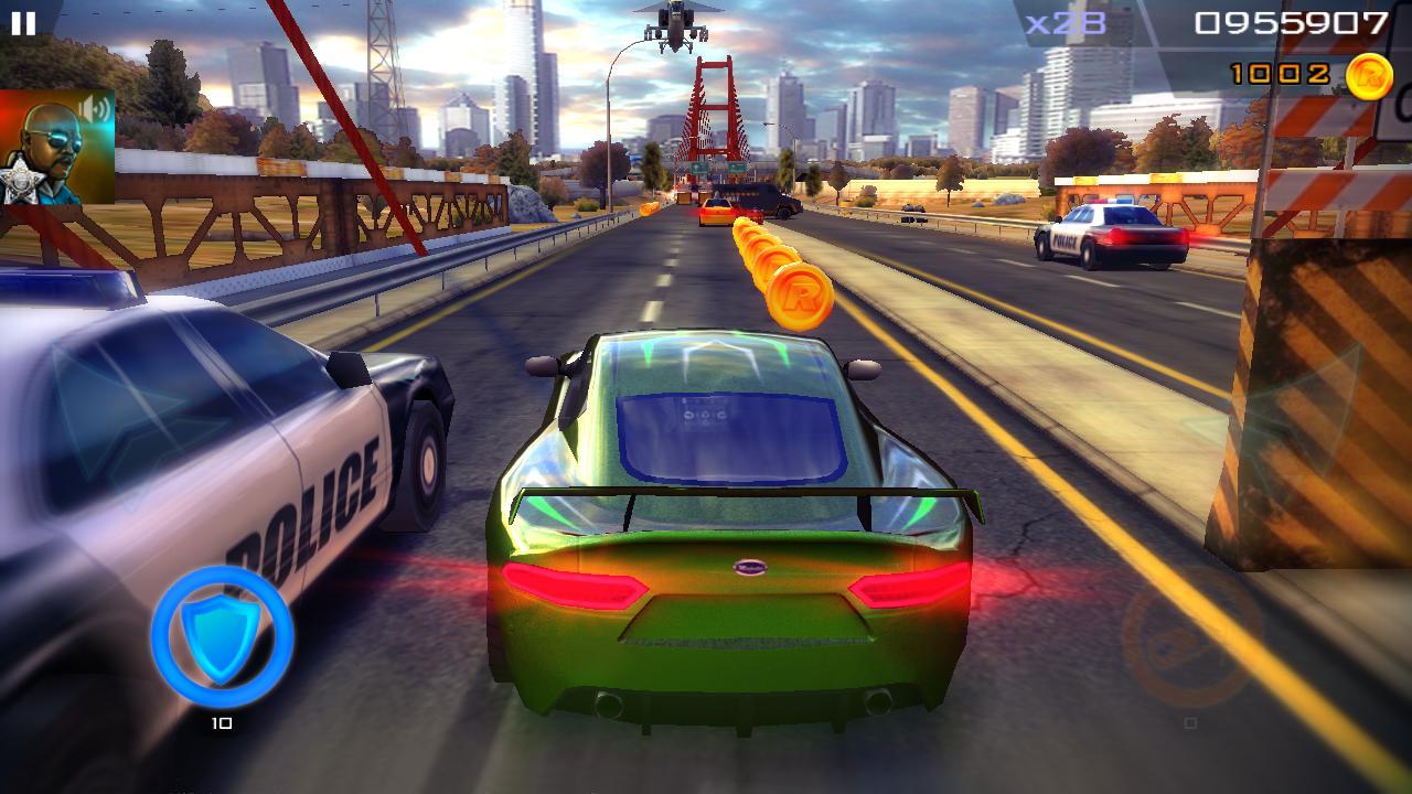 Redline Rush Police Chase Racing 1.3.8 Screenshot 3