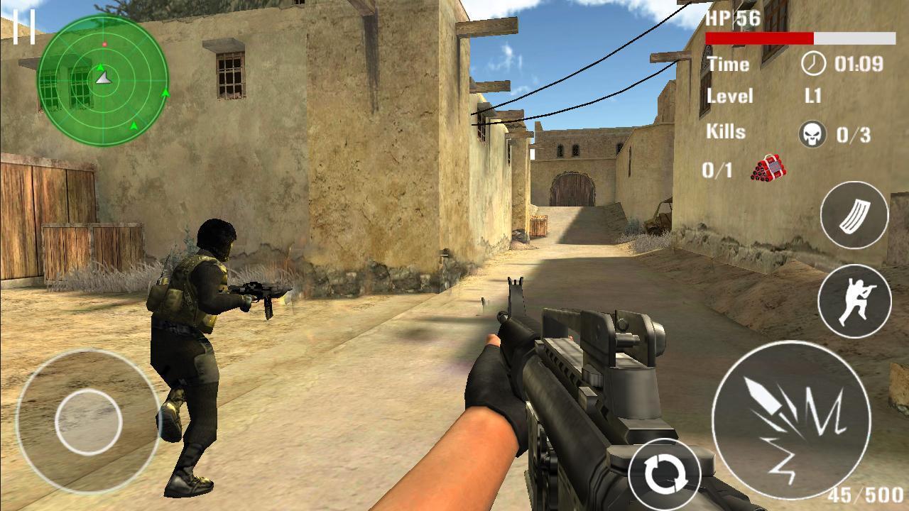 Counter Terrorist Shoot 3.0 Screenshot 1