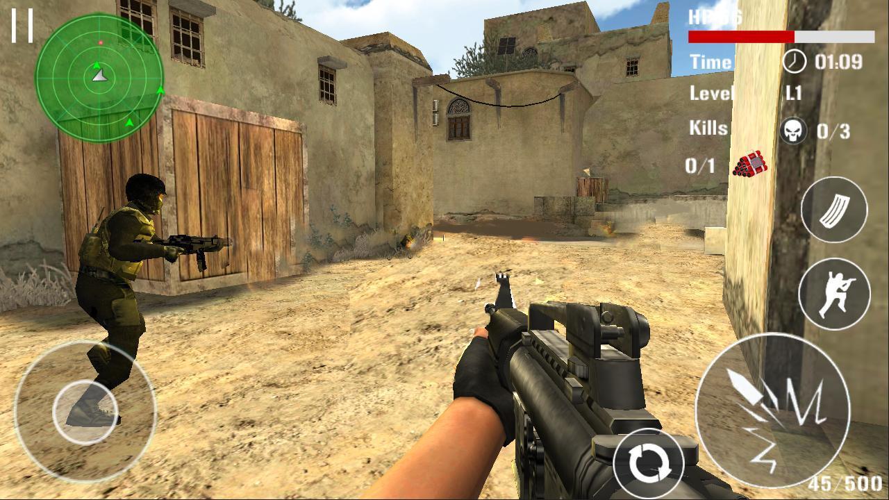 Counter Terrorist Shoot 3.0 Screenshot 15