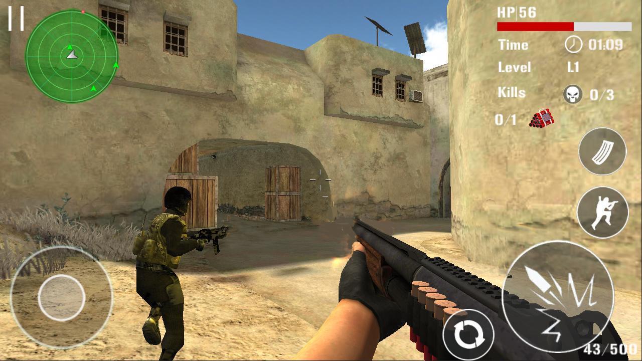 Counter Terrorist Shoot 3.0 Screenshot 16
