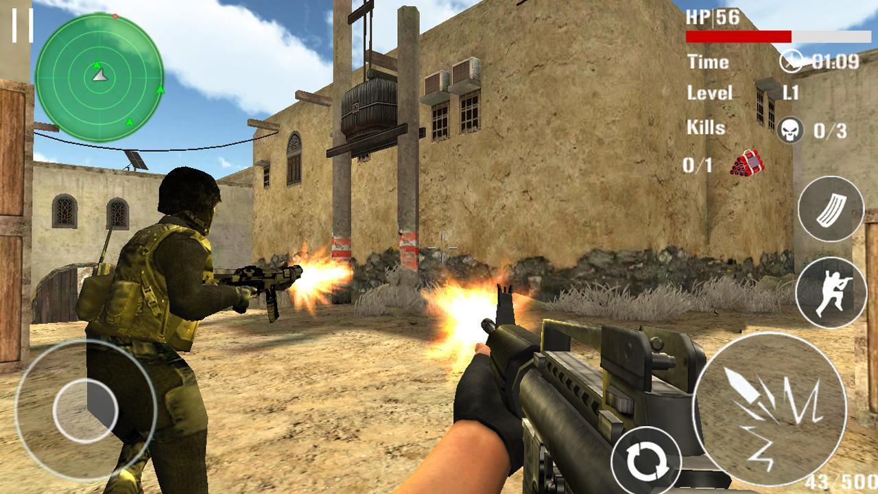 Counter Terrorist Shoot 3.0 Screenshot 2