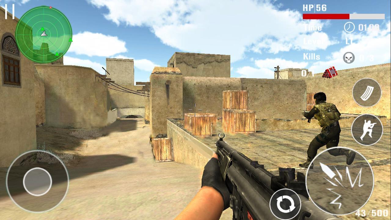 Counter Terrorist Shoot 3.0 Screenshot 20