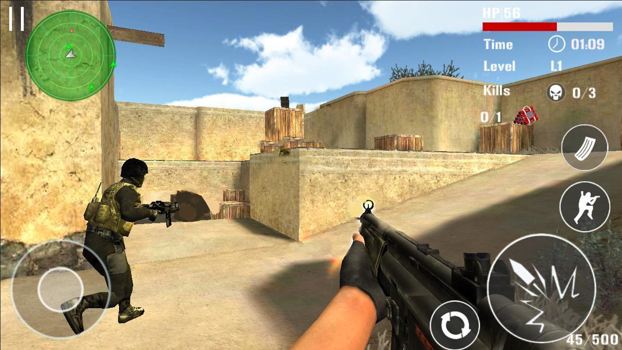 Counter Terrorist Shoot 3.0 Screenshot 21