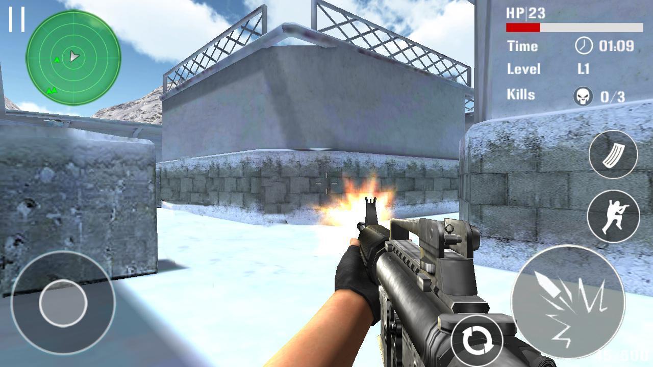 Counter Terrorist Shoot 3.0 Screenshot 22