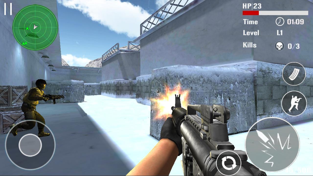 Counter Terrorist Shoot 3.0 Screenshot 3