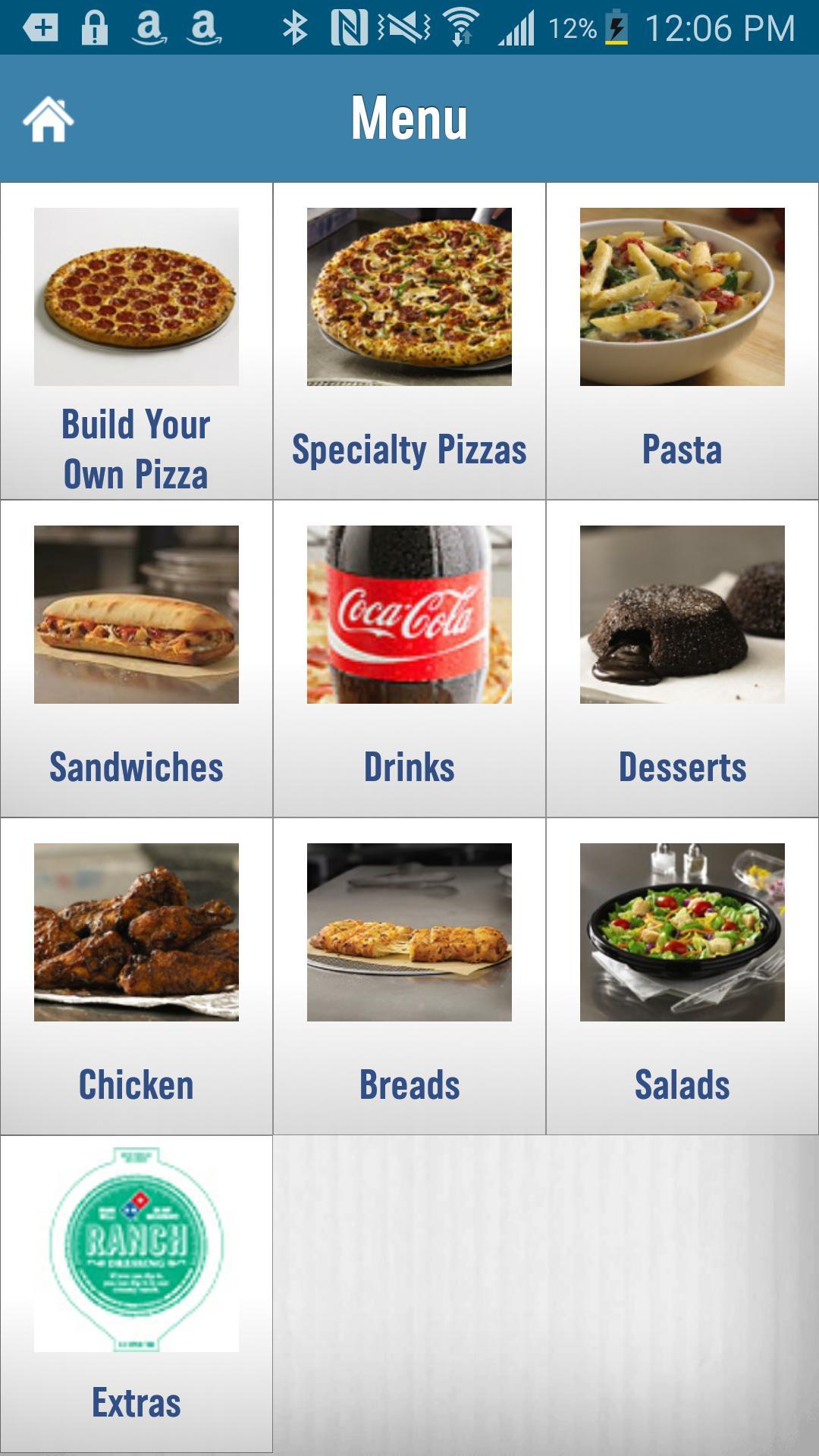 Domino's Pizza USA 6.9.0 Screenshot 2