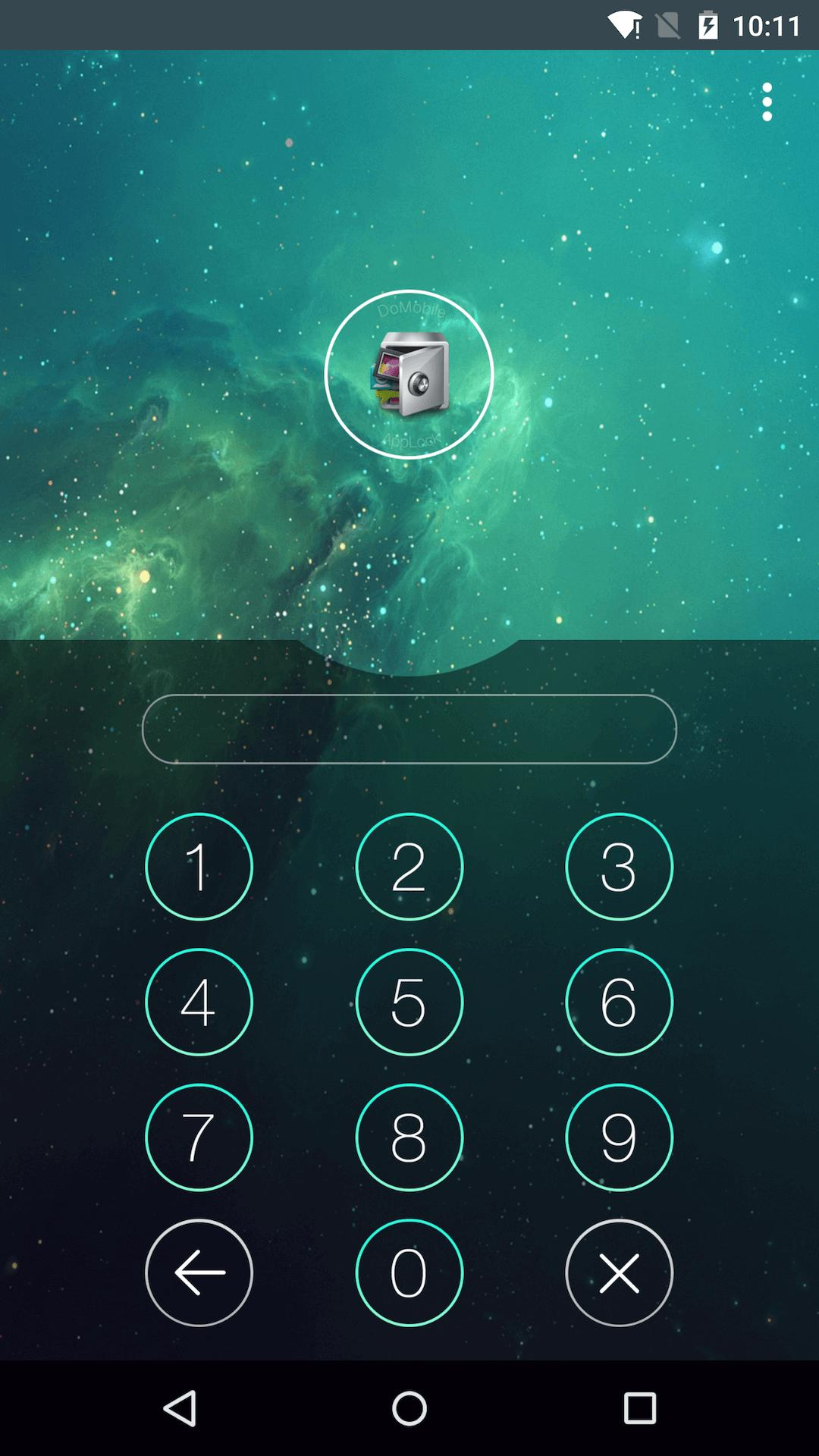 AppLock 3.2.2 Screenshot 1