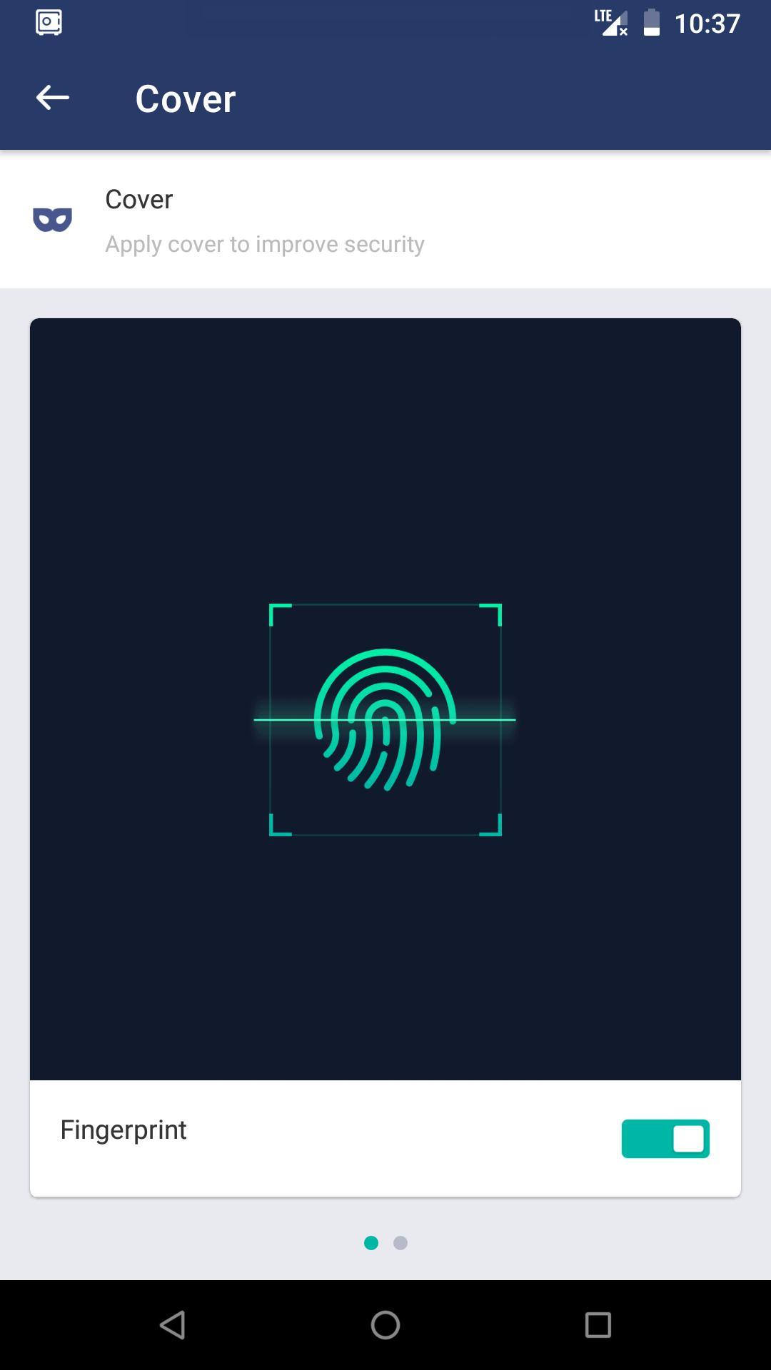 AppLock 3.2.2 Screenshot 6