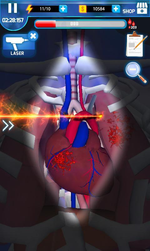 Surgery Master 1.14 Screenshot 4
