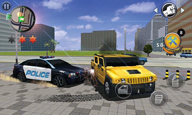 Grand Gangsters 3D 2.2 Screenshot 2