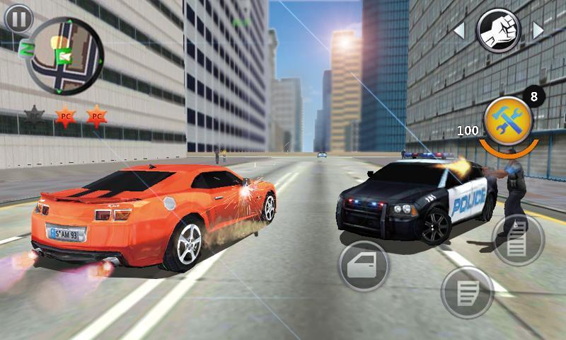 Grand Gangsters 3D 2.2 Screenshot 3