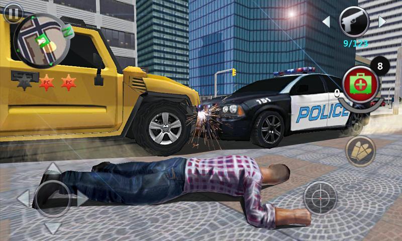Grand Gangsters 3D 2.2 Screenshot 4
