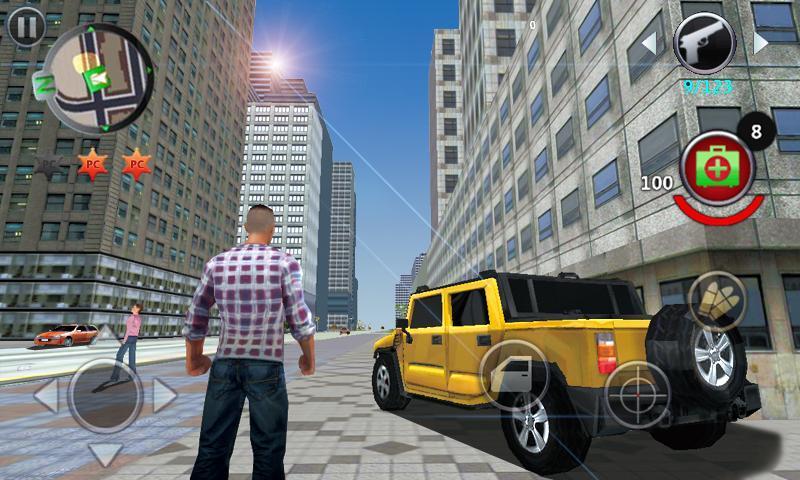 Grand Gangsters 3D 2.2 Screenshot 8