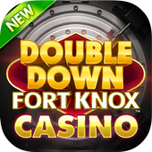 Casino Slots DoubleDown Fort Knox Free Vegas Games app icon