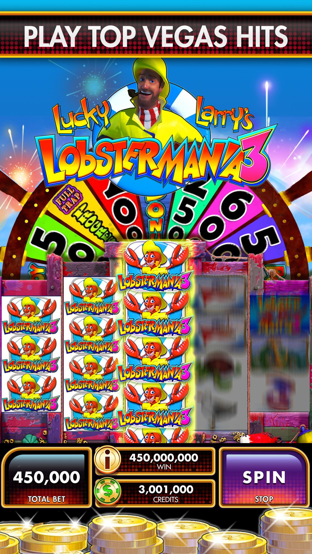 Casino Slots DoubleDown Fort Knox Free Vegas Games 1.26.7 Screenshot 1