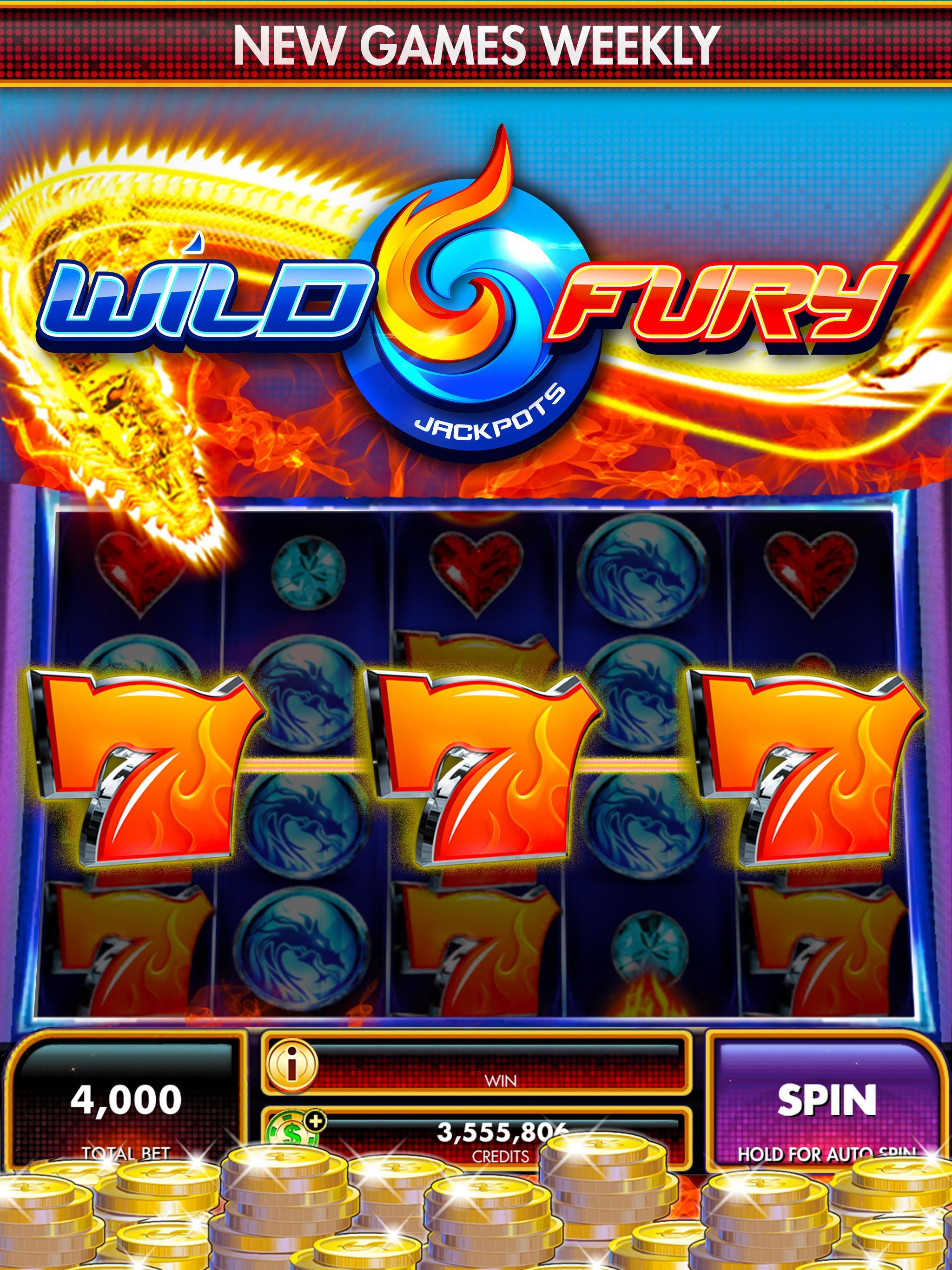 Casino Slots DoubleDown Fort Knox Free Vegas Games 1.26.7 Screenshot 12