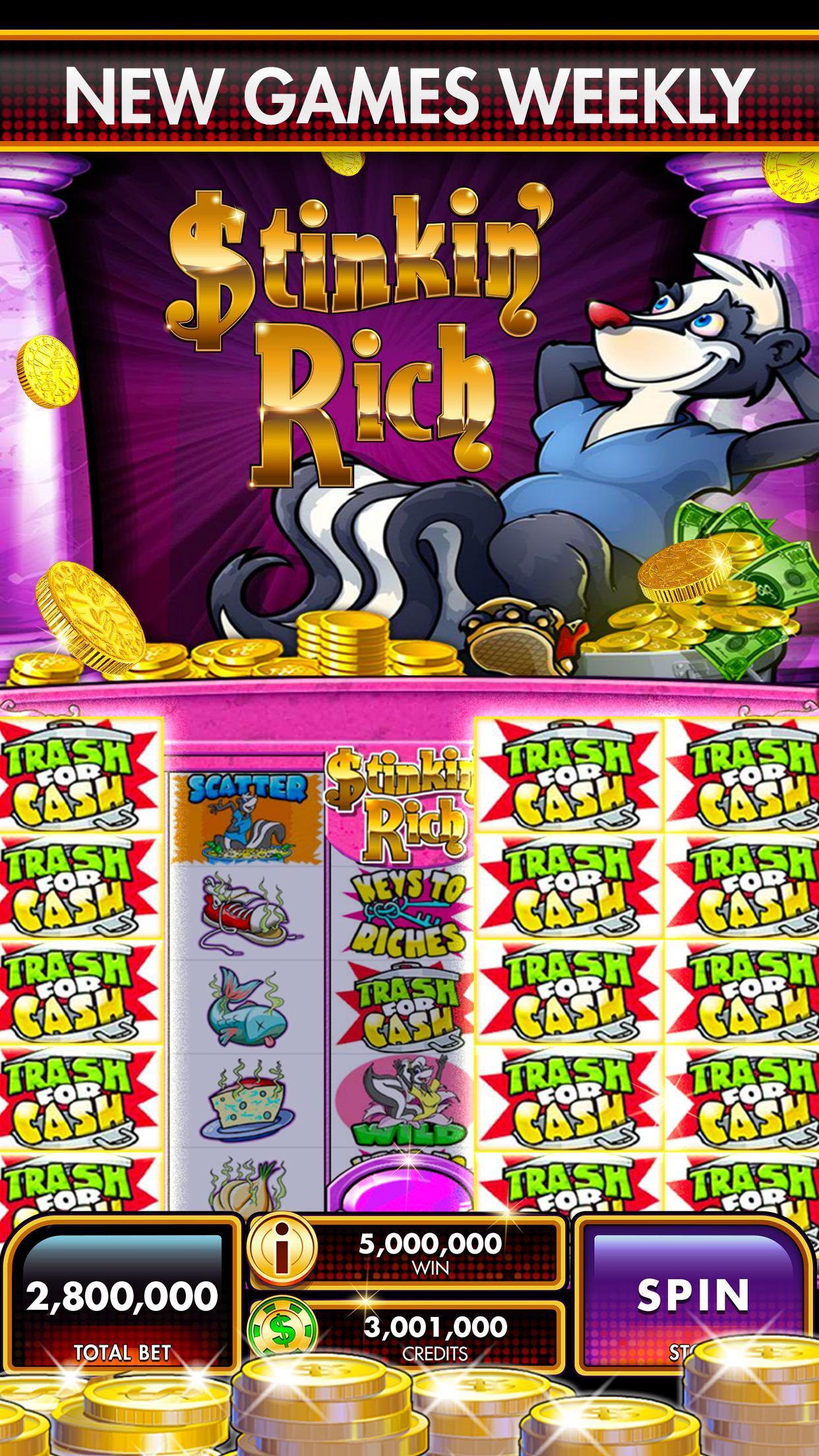 Casino Slots DoubleDown Fort Knox Free Vegas Games 1.26.7 Screenshot 19