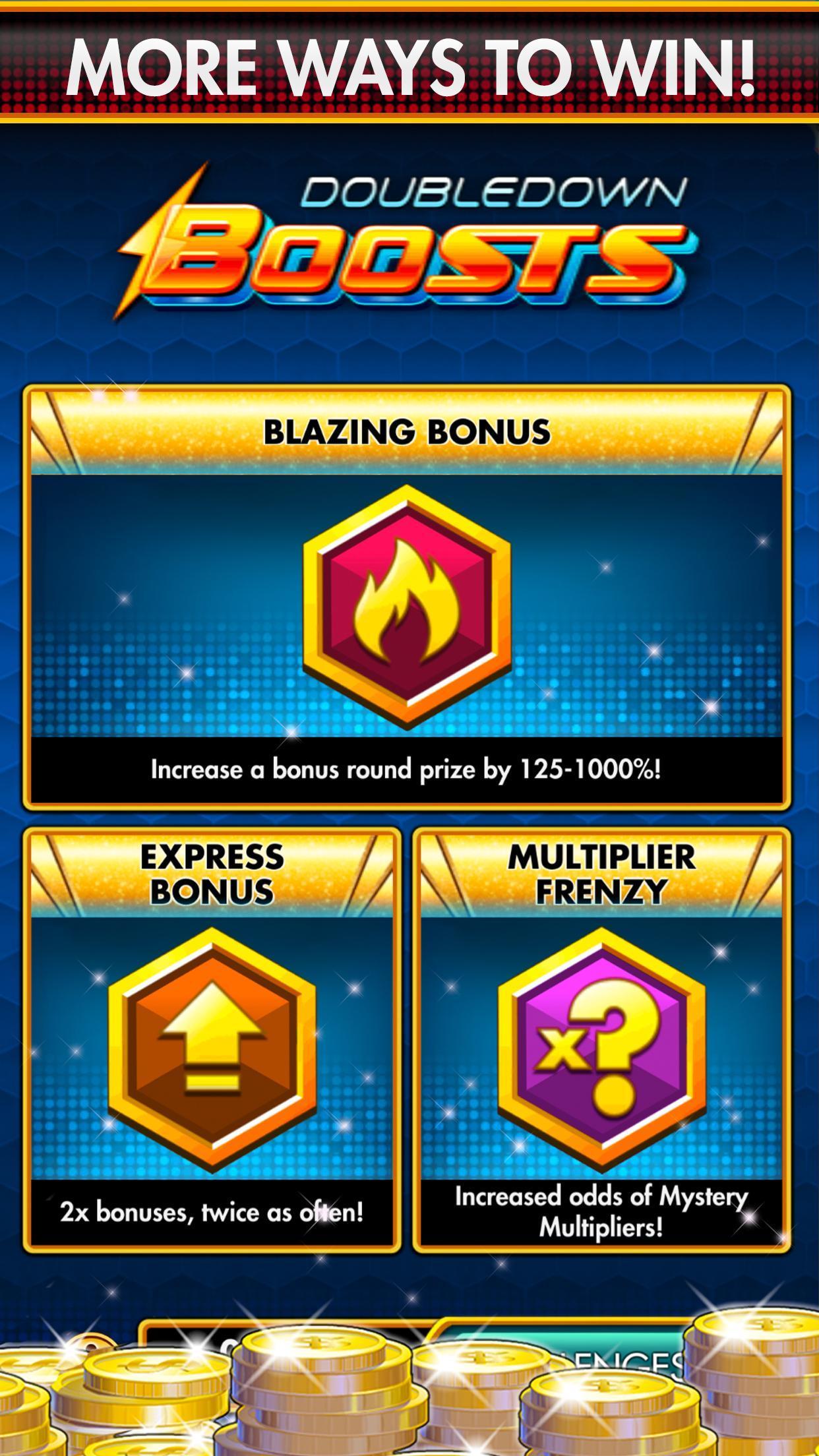 Casino Slots DoubleDown Fort Knox Free Vegas Games 1.26.7 Screenshot 23