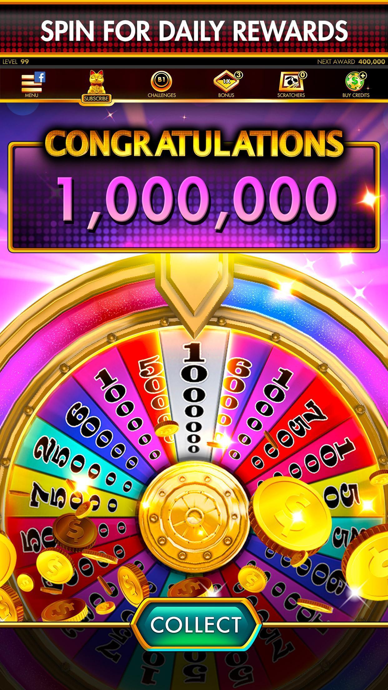Casino Slots DoubleDown Fort Knox Free Vegas Games 1.26.7 Screenshot 3