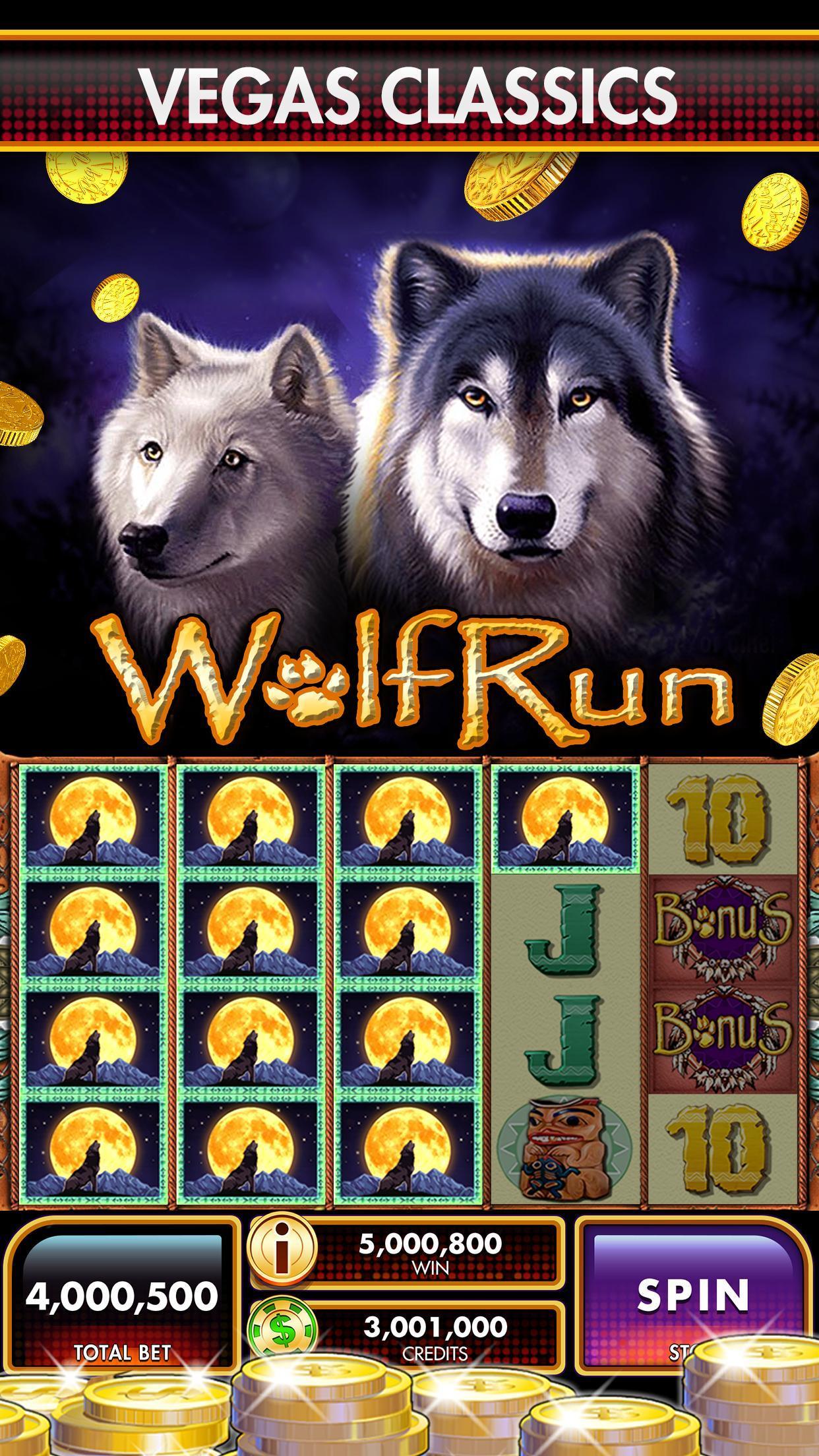 Casino Slots DoubleDown Fort Knox Free Vegas Games 1.26.7 Screenshot 4