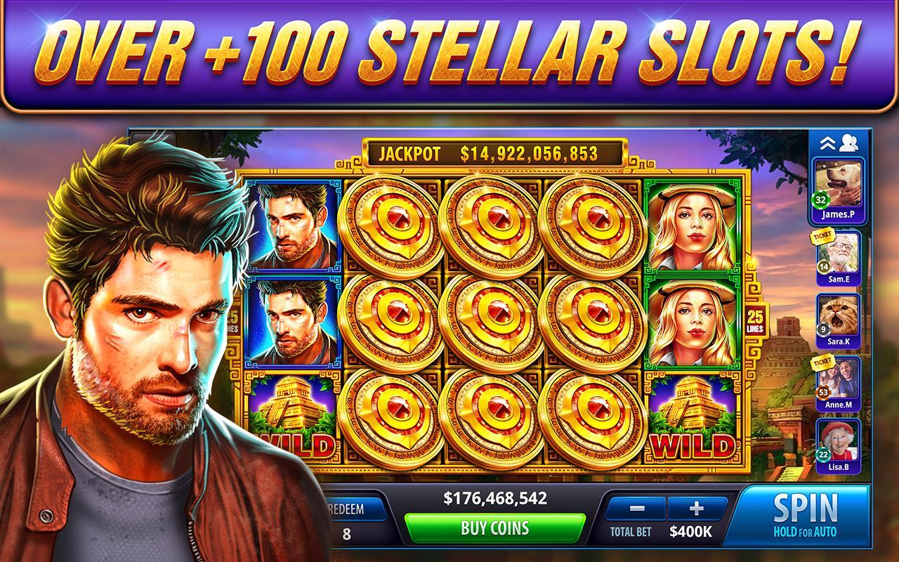 Take5 Free Slots – Real Vegas Casino 2.87.1 Screenshot 1