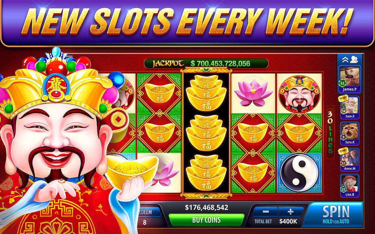 Take5 Free Slots – Real Vegas Casino 2.87.1 Screenshot 12