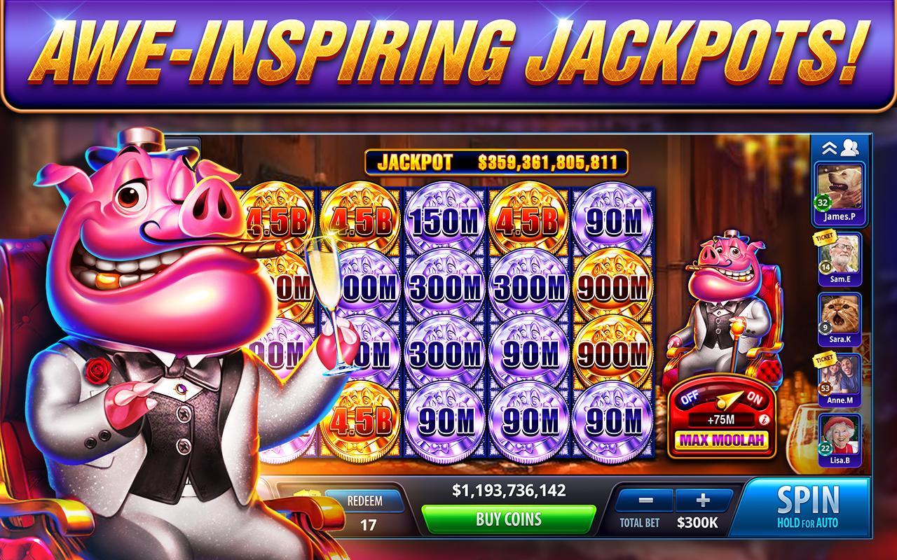 Take5 Free Slots – Real Vegas Casino 2.87.1 Screenshot 3