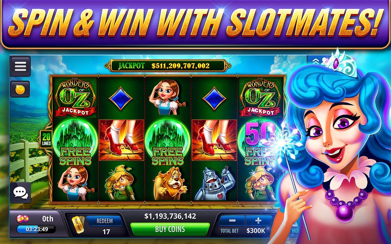 Take5 Free Slots – Real Vegas Casino 2.87.1 Screenshot 4