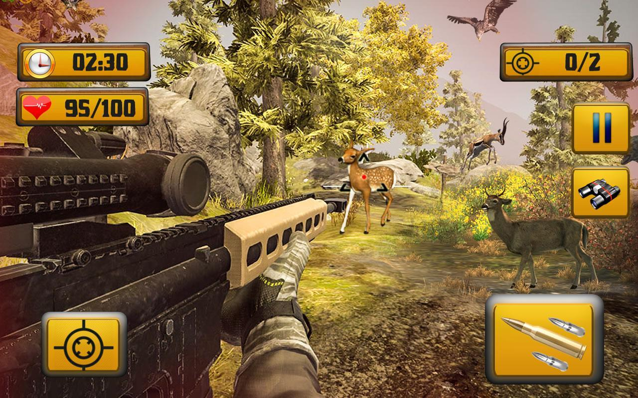 Wild Animal Shooting 1.8 Screenshot 16