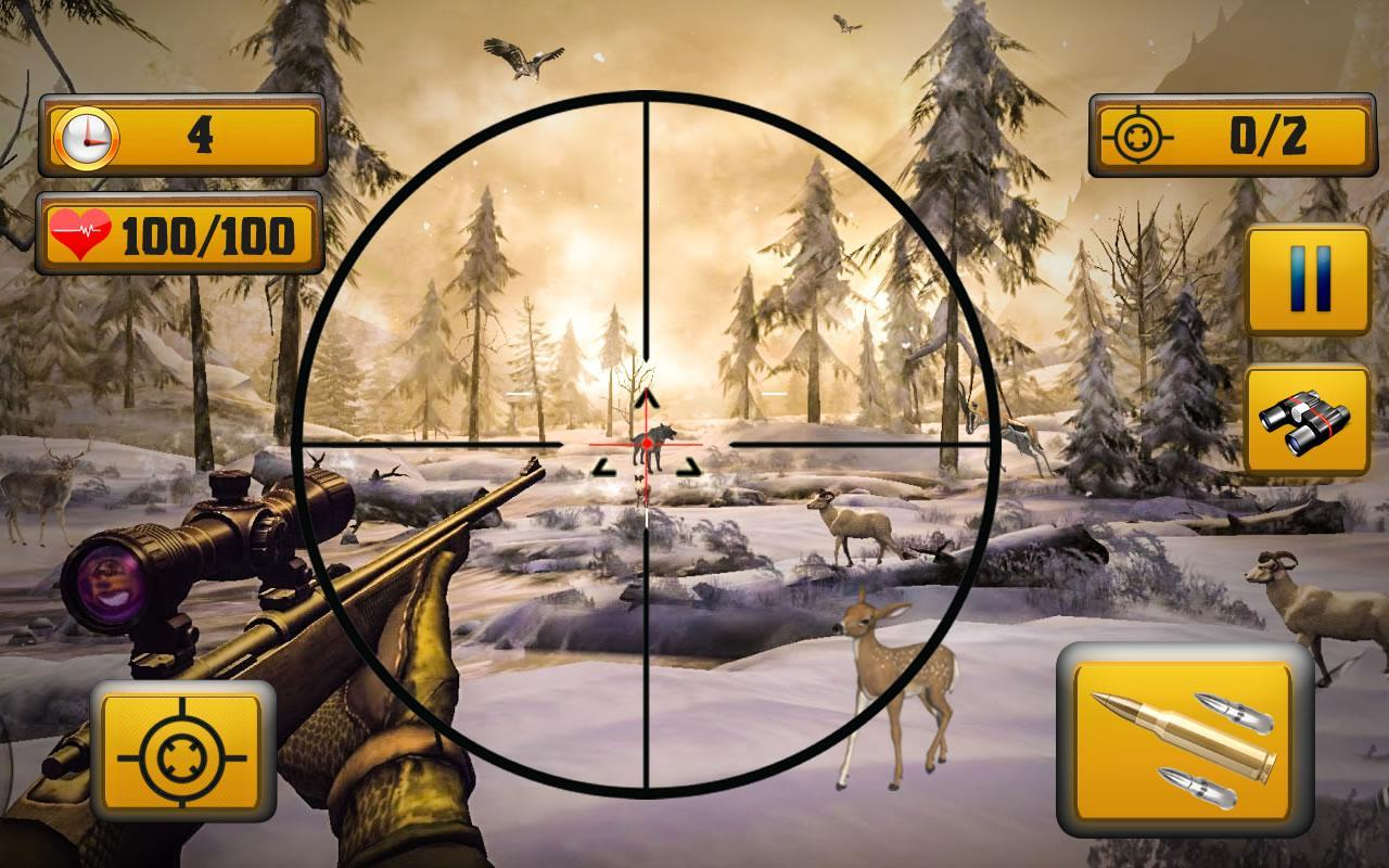 Wild Animal Shooting 1.8 Screenshot 21