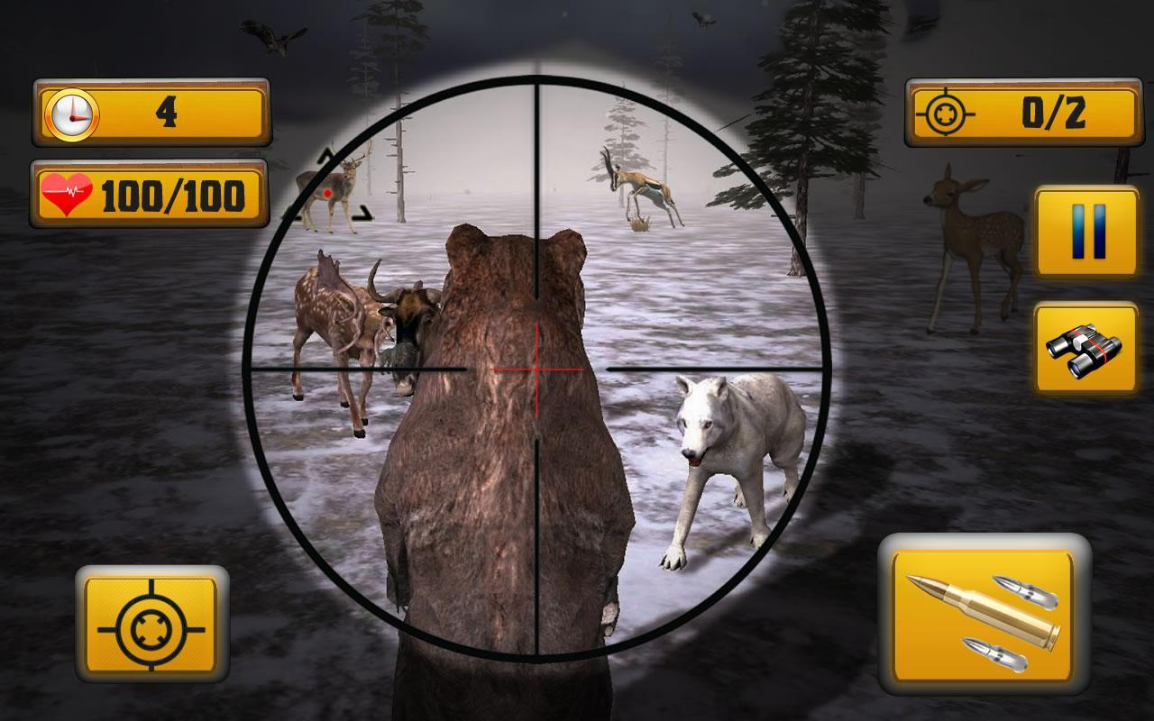 Wild Animal Shooting 1.8 Screenshot 6