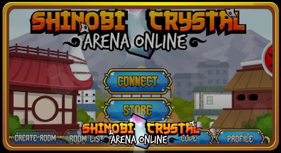 Shinobi Crystal Arena Online 11 Screenshot 1