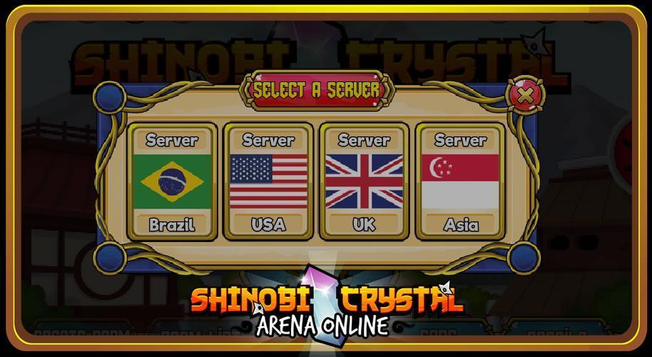 Shinobi Crystal Arena Online 11 Screenshot 3
