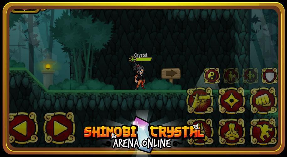 Shinobi Crystal Arena Online 11 Screenshot 4