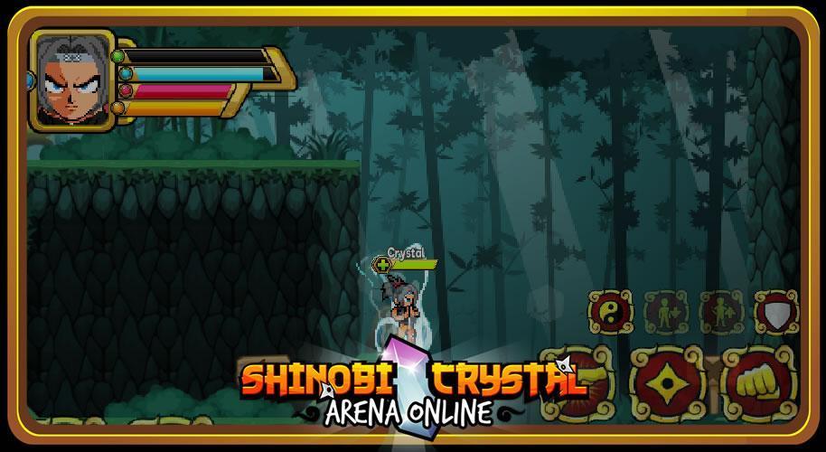 Shinobi Crystal Arena Online 11 Screenshot 5